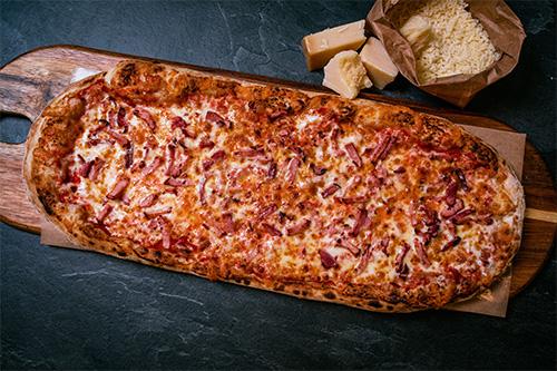 Pizza Ost skinka